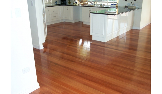 Blue Gum Select Solid Timber Flooring