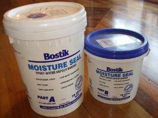 Bostik Moisture Seal Large Kit