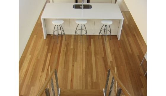Blackbutt Solid Timber Overlay Flooring New England Blackbutt