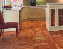 Brush Box Select Grade Solid Timber Parquetry