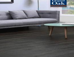 Oak Slate Grey Engineered Flooring