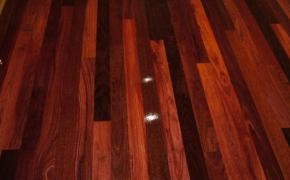 Jarrah Select  Overlay Solid Timber Flooring